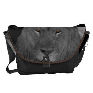 Beautiful Lion Precious Bag- purse lion Messenger Bag