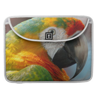 Beautiful Macaw Sleeve For MacBooks