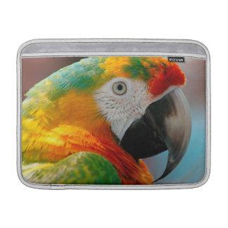Beautiful Macaw Sleeves For MacBook Air