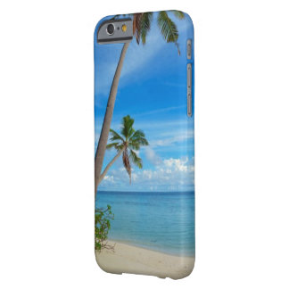 Beautiful Maldives Beach - iPhone 6, Barely There iPhone 6 Case