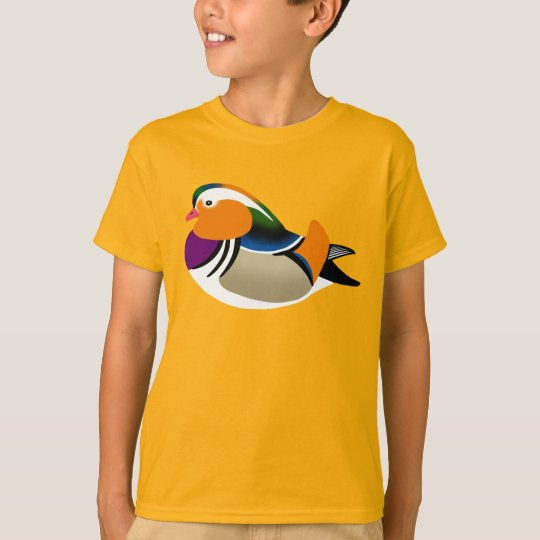 Beautiful Mandarin Duck T-Shirt
