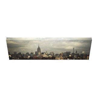 Beautiful Manhattan Canvas Print