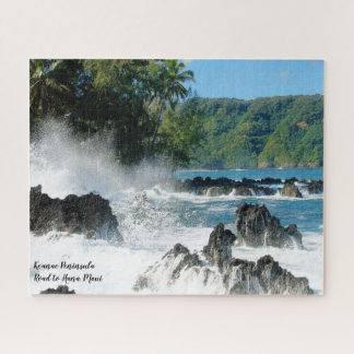 Beautiful Maui Coastline Puzzle