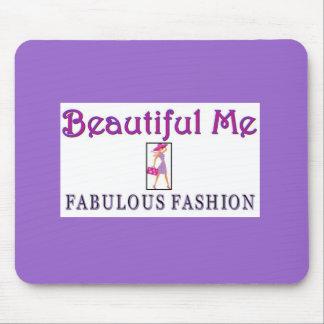 """Beautiful Me"" Fabulous Fashion Mouse Pad"