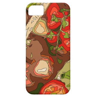 Beautiful Medley of Organic Fruits and Vegetables iPhone 5/5S Covers