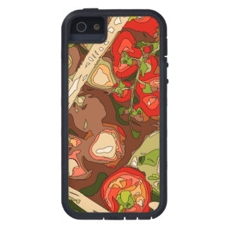 Beautiful Medley of Organic Fruits and Vegetables iPhone 5 Cover
