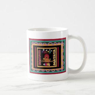 Beautiful Merry Christmas Hakuna Matata Latest Art Coffee Mug