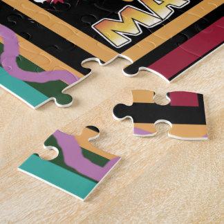 Beautiful Merry Christmas Hakuna Matata Latest Art Jigsaw Puzzle