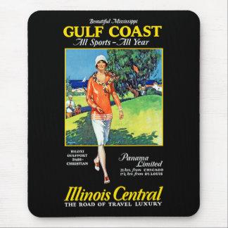 Beautiful Mississippi ~ Gulf Coast Mouse Pad
