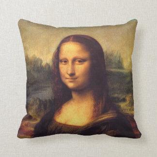 Beautiful Mona Lisa Throw Cushion