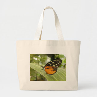 Beautiful Monarch Butterfly Photo Tote Bags