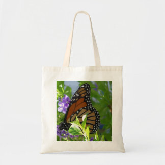 Beautiful Monarch Butterfly Tote Bag Canvas Bags