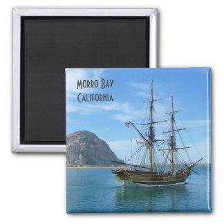 Beautiful Morro Bay Magnet! Magnet