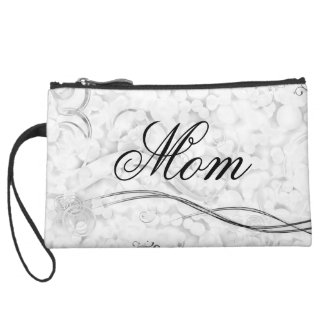 Beautiful Mother's Day Frills Wristlet Clutches