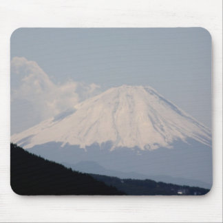 Beautiful Mt. Fuji in Modern Day Japan Mouse Pad