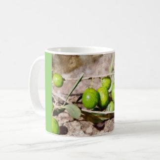 Beautiful Mug - Green Olives