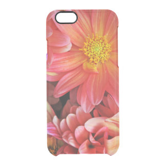 Beautiful Mums Clear iPhone 6/6S Case