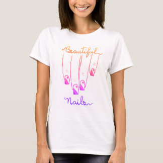 Beautiful Nail t-shirt