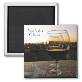 Beautiful Napa Valley Magnet! Magnet
