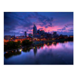 Beautiful Nashville Tennessee Postcard
