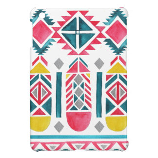 Beautiful Native American Geometric Pattern iPad Mini Cover