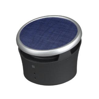 Beautiful Navy Blue Wood Texture Speaker