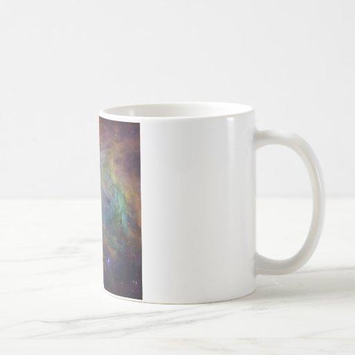 beautiful nebula mugs