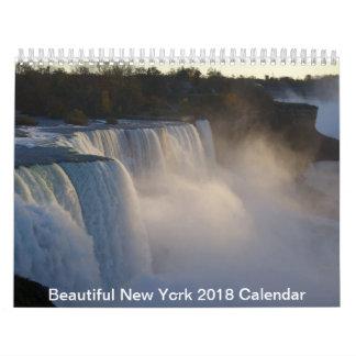 Beautiful New York 2018 Calendar