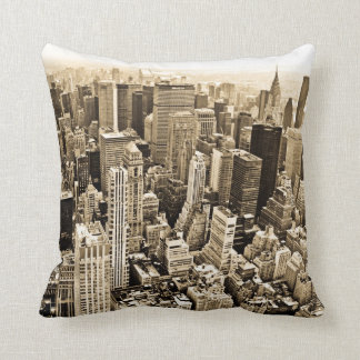 Beautiful New York City Cushion