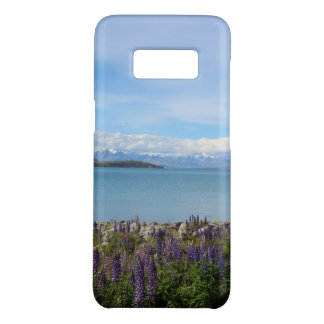Beautiful New Zealand Lake Tekapo Galaxy S8 Case