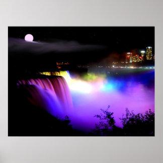 Beautiful Niagara Falls poster