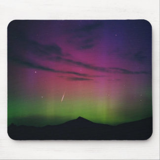 Beautiful Night Sky Mouse Pad