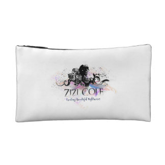 Beautiful Nightmares cosmetic bag