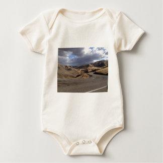 Beautiful Northern California Rolling Hills Baby Bodysuit