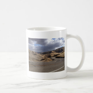 Beautiful Northern California Rolling Hills Basic White Mug