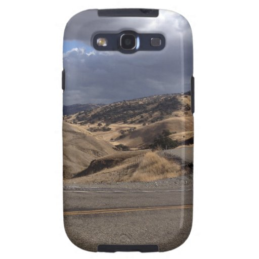 Beautiful Northern California Rolling Hills Galaxy S3 Cases