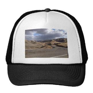 Beautiful Northern California Rolling Hills Mesh Hat