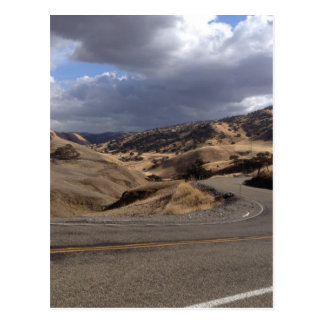 Beautiful Northern California Rolling Hills Post Cards