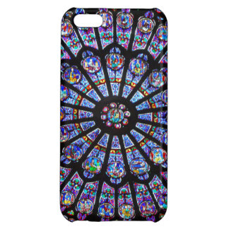 Beautiful Notre Dame Rose Window Case For iPhone 5C