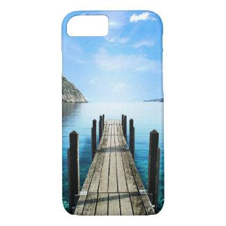 Beautiful Ocean View Light Blue Green Water iPhone 7 Case