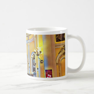 Beautiful Old San Juan Artistic Sanctuary Coffee Mug