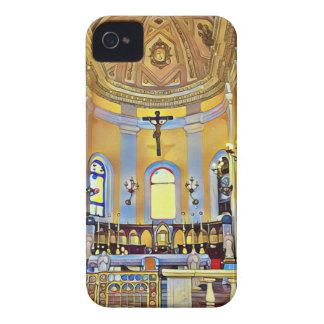 Beautiful Old San Juan Artistic Sanctuary iPhone 4 Covers