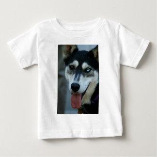 Beautiful One Blue Eye Siberian Husky Shirts