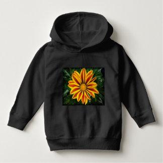 Beautiful Orange Sun Flower Photo Hoodie