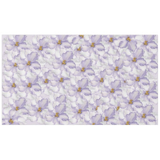 Beautiful Orchid Lavender Tablecloth