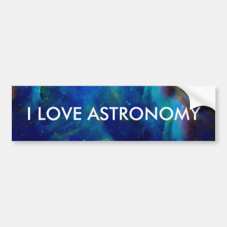 Beautiful Orion Nebula Bumper Sticker