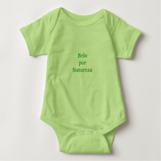 Beautiful overalls by its very nature - r.n. baby bodysuit