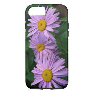Beautiful Painted Lavender Colored Daisies iPhone 8/7 Case