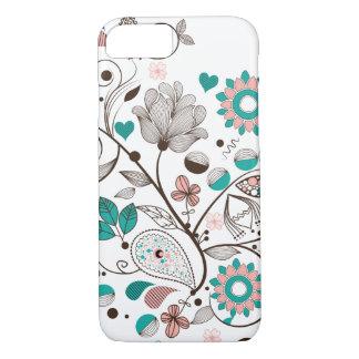 Beautiful paisley design iPhone 7 case