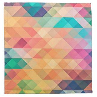 beautiful pattern fashion style rich looks colours napkin